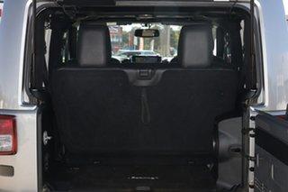2014 Jeep Wrangler JK MY15 OVERLAND (4X4) JK MY15 HARDTOP Silver Automatic Wagon