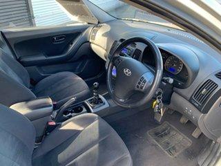 2008 Hyundai Elantra HD SLX Silver 5 Speed Manual Sedan