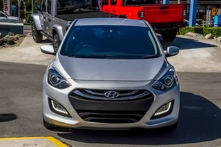 2013 Hyundai i30 GD SE Coupe Silver, Chrome 6 Speed Manual Hatchback
