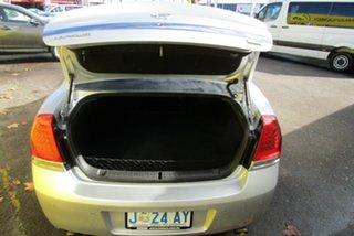 2015 Holden Caprice WN II MY16 V Silver 6 Speed Sports Automatic Sedan