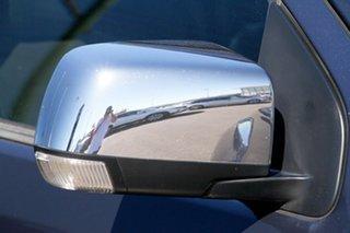 2017 Isuzu D-MAX MY17 LS-Terrain Crew Cab Blue 6 Speed Sports Automatic Utility