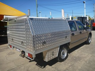 2006 Holden Rodeo RA MY06 LX Crew Cab 4x2 Gold 5 Speed Manual Utility