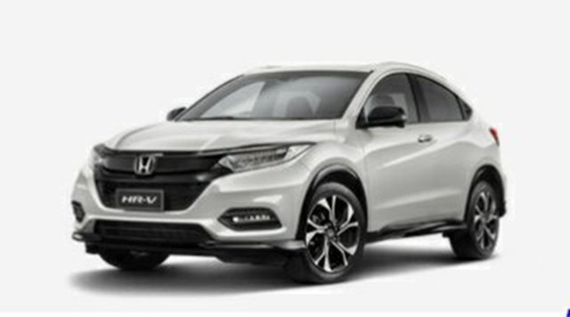 New Honda HR-V MY21 RS Atherton, 2020 Honda HR-V MY21 RS White 1 Speed Constant Variable Hatchback