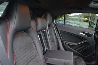 2013 Mercedes-Benz A-Class W176 A200 CDI D-CT Silver 7 Speed Sports Automatic Dual Clutch Hatchback