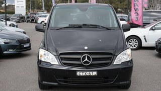 2014 Mercedes-Benz Valente 639 116CDI BlueEFFICIENCY Black 5 Speed Automatic Wagon.