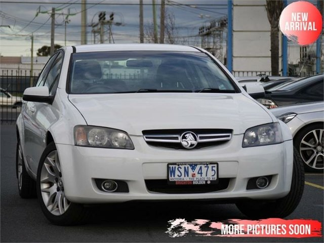 Used Holden Commodore VE 60th Anniversary, 2008 Holden Commodore VE 60th Anniversary White Automatic Sedan