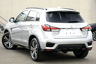 2020 Mitsubishi ASX XD MY21 Exceed 2WD Sterling Silver 1 Speed Constant Variable Wagon.