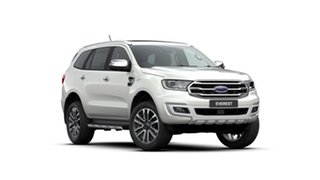 2020 Ford Everest UA II 2020.75MY Titanium White 10 Speed Sports Automatic SUV