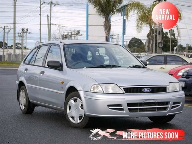 Used Ford Laser KN LXI, 2000 Ford Laser KN LXI Silver 4 Speed Automatic Hatchback