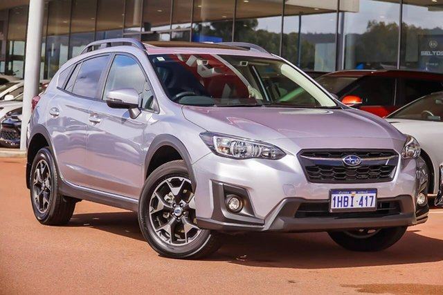 Used Subaru XV G5X MY19 2.0i Premium Lineartronic AWD, 2019 Subaru XV G5X MY19 2.0i Premium Lineartronic AWD Silver 7 Speed Constant Variable Wagon