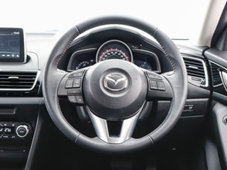 2014 Mazda 3 BL Series 2 MY13 SP25 White 5 Speed Automatic Hatchback