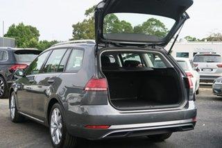 2020 Volkswagen Golf 7.5 MY20 110TSI DSG Comfortline Grey 7 Speed Sports Automatic Dual Clutch Wagon
