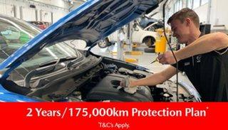 2011 Nissan Dualis J10 Series II MY2010 +2 Hatch X-tronic Ti Black 6 Speed Constant Variable