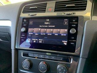 2020 Volkswagen Golf 7.5 MY20 110TSI DSG Trendline Blue 7 Speed Sports Automatic Dual Clutch