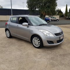 2012 Suzuki Swift FZ GL 5 Speed Manual Hatchback.