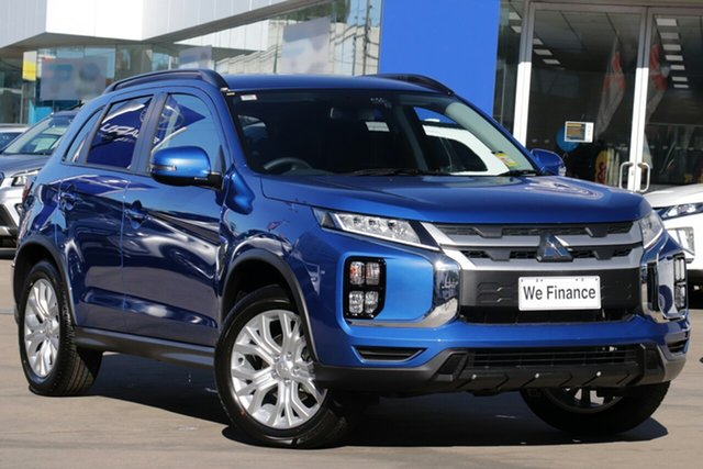 New Mitsubishi ASX XD MY21 LS 2WD North Gosford, 2020 Mitsubishi ASX XD MY21 LS 2WD Lightning Blue 1 Speed Constant Variable Wagon