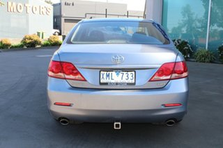 2008 Toyota Aurion GSV40R AT-X Grey 6 Speed Auto Sequential Sedan