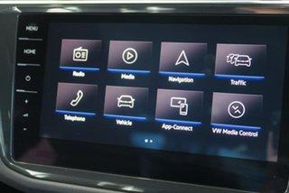 2020 Volkswagen Tiguan 5N MY20 162TSI Highline DSG 4MOTION Allspace Silver 7 Speed