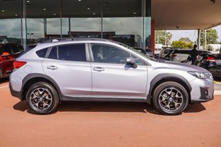 2019 Subaru XV G5X MY19 2.0i Premium Lineartronic AWD Silver 7 Speed Constant Variable Wagon