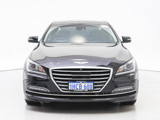 2015 Hyundai Genesis DH (Ultimate Pack) Black 8 Speed Automatic Sedan.