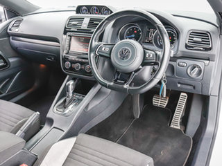 2015 Volkswagen Scirocco 1S MY15 R White 6 Speed Direct Shift Coupe