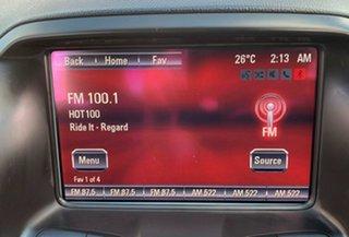 2015 Holden Commodore VF MY15 SV6 Storm Blue 6 Speed Sports Automatic Sedan