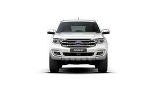 2020 Ford Everest UA II 2020.75MY Titanium White 10 Speed Sports Automatic SUV.