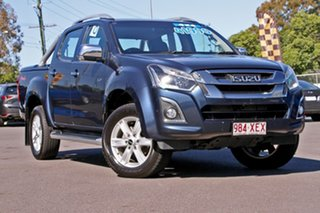 2017 Isuzu D-MAX MY17 LS-Terrain Crew Cab Blue 6 Speed Sports Automatic Utility.