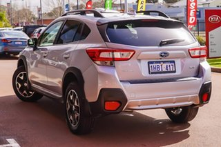 2019 Subaru XV G5X MY19 2.0i Premium Lineartronic AWD Silver 7 Speed Constant Variable Wagon.