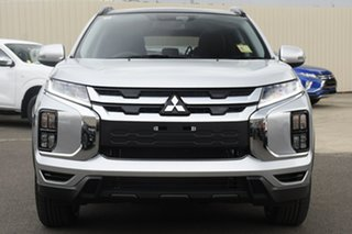 2020 Mitsubishi ASX XD MY21 Exceed 2WD Sterling Silver 1 Speed Constant Variable Wagon