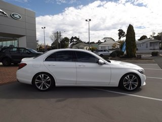 2016 Mercedes-Benz C-Class W205 807MY C200 7G-Tronic + 7 Speed Sports Automatic Sedan.