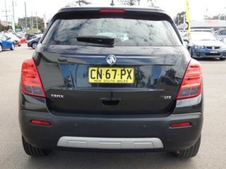 2015 Holden Trax TJ MY15 LTZ Black 6 Speed Automatic Wagon
