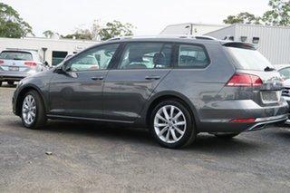 2020 Volkswagen Golf 7.5 MY20 110TSI DSG Comfortline Grey 7 Speed Sports Automatic Dual Clutch Wagon.
