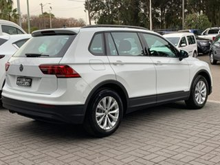 2020 Volkswagen Tiguan 5N MY20 110TSI DSG 2WD Trendline White 6 Speed Sports Automatic Dual Clutch