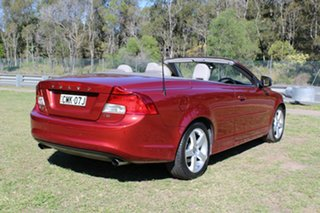 2012 Volvo C70 M Series MY12 T5 Geartronic Red 5 Speed Sports Automatic Convertible