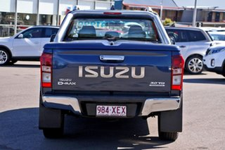 2017 Isuzu D-MAX MY17 LS-Terrain Crew Cab Blue 6 Speed Sports Automatic Utility