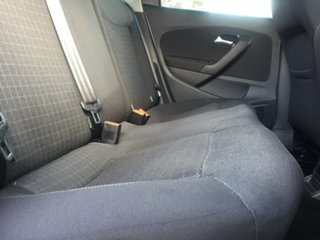 2016 Volkswagen Polo 6R MY16 81TSI DSG Comfortline Grey 7 Speed Sports Automatic Dual Clutch