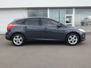 2014 Ford Focus LW MkII MY14 Trend PwrShift Black 6 Speed Automatic Hatchback