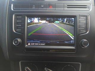 2016 Volkswagen Polo 6R MY16 81TSI DSG Comfortline Grey 7 Speed Sports Automatic Dual Clutch.