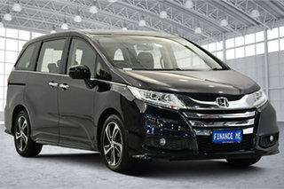 2017 Honda Odyssey RC MY17 VTi-L Navy Blue 7 Speed Constant Variable Wagon.