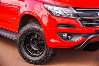 2019 Holden Colorado RG MY20 LTZ Pickup Crew Cab Red 6 Speed Sports Automatic Utility