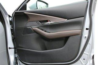 2021 Mazda CX-30 DM2WLA G25 SKYACTIV-Drive Touring Sonic Silver 6 Speed Sports Automatic Wagon