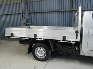 2016 Nissan Navara D23 DX 4x2 Silver 6 Speed Manual Cab Chassis.