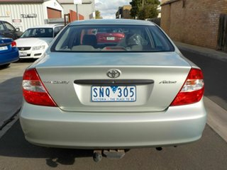 2003 Toyota Camry ACV36R Altise Green 4 Speed Automatic Sedan