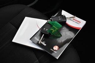 2012 Holden Barina TM Blue 5 Speed Manual Hatchback