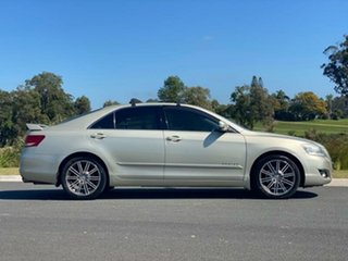 2007 Toyota Aurion GSV40R Prodigy Gold 6 Speed Sports Automatic Sedan
