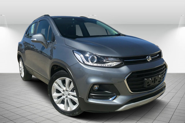 Used Holden Trax TJ MY19 LTZ Townsville, 2019 Holden Trax TJ MY19 LTZ Grey 6 Speed Automatic Wagon