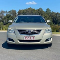 2007 Toyota Aurion GSV40R Prodigy Gold 6 Speed Sports Automatic Sedan.