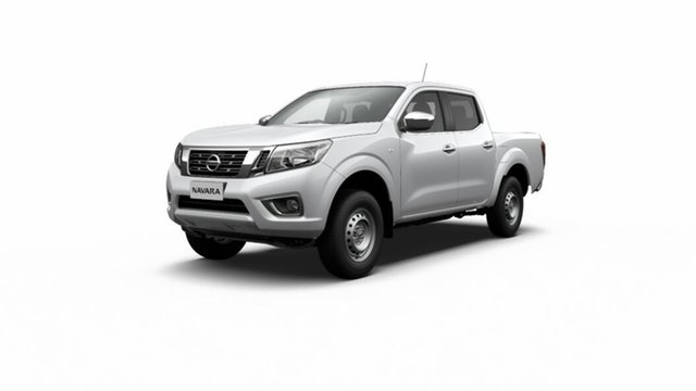 New Nissan Navara D23 S4 MY20 RX, 2020 Nissan Navara D23 S4 MY20 RX Polar White 7 Speed Sports Automatic Utility