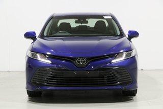 2019 Toyota Camry ASV70R Ascent Blue 6 Speed Automatic Sedan.